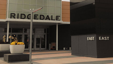Ridgedale Mall Renovation